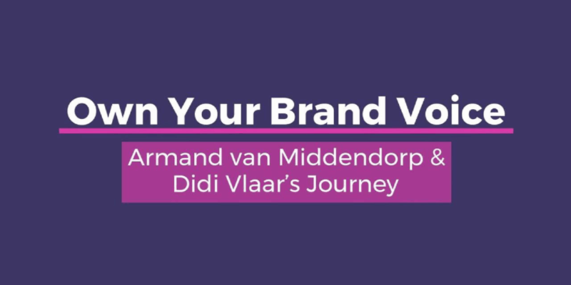 Part 4 – Ideal Customer & Words That Attract – Armand & Didi's Journey Inside Own Your Brand Voice