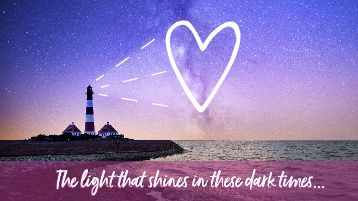The Light that Shines in these Dark Times…
